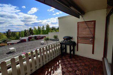 Renovating the balcony