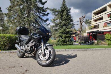 Yamaha Diversion XJ600S
